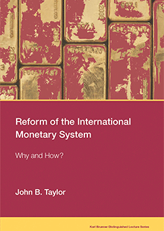 Reform of the international monetary system: why and how?